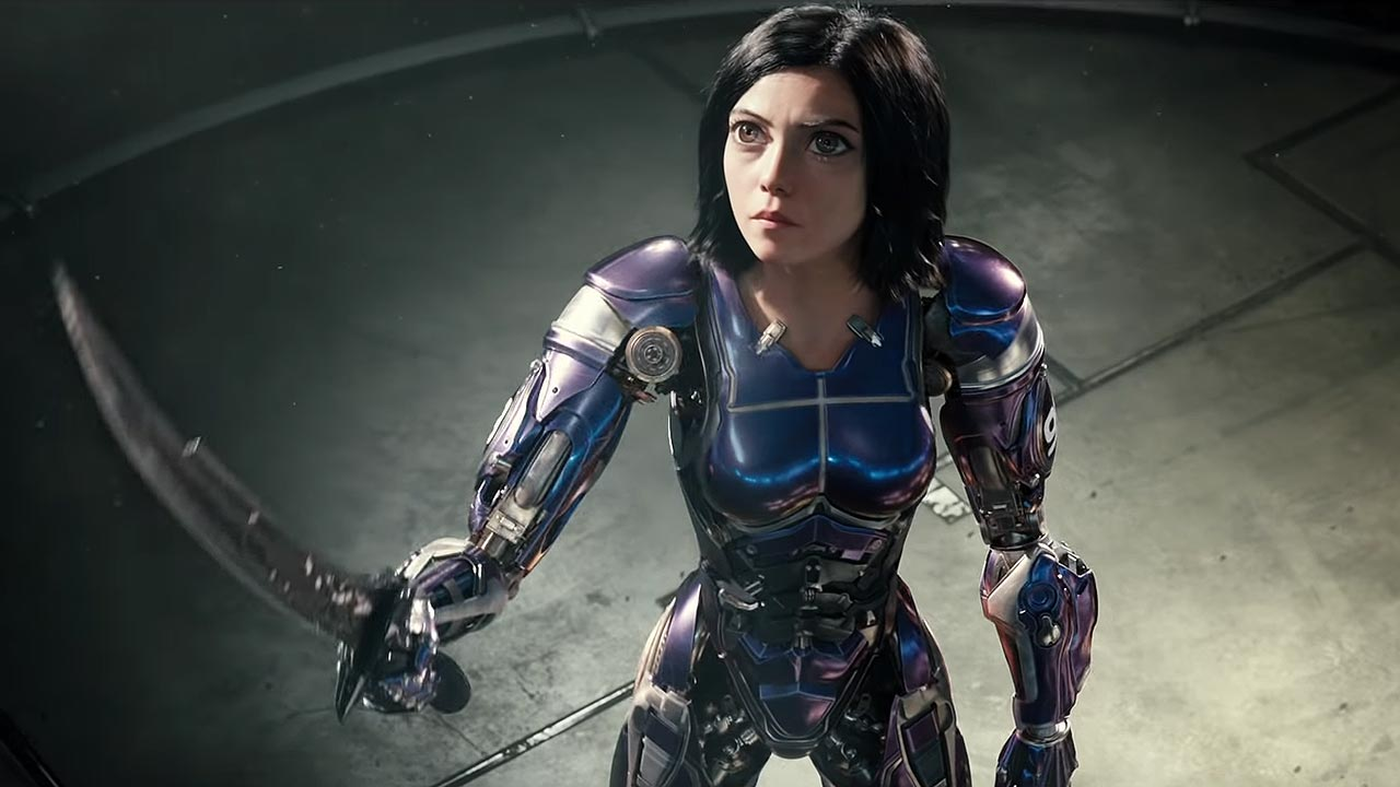 Alita: Battle Angel Trailer 3 Reveals Motorball Competition
