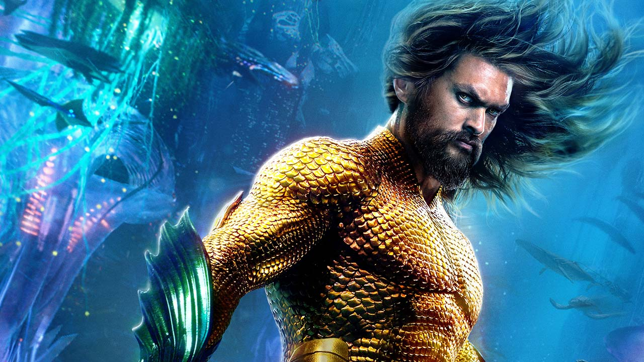 Aquaman Character Posters Revealed for Multi-City Global Tour