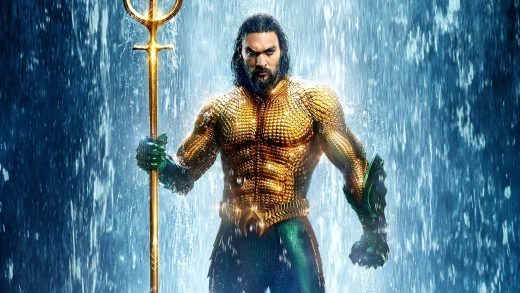 aquaman movie banner