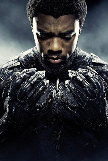 Black Panther 2 movie poster