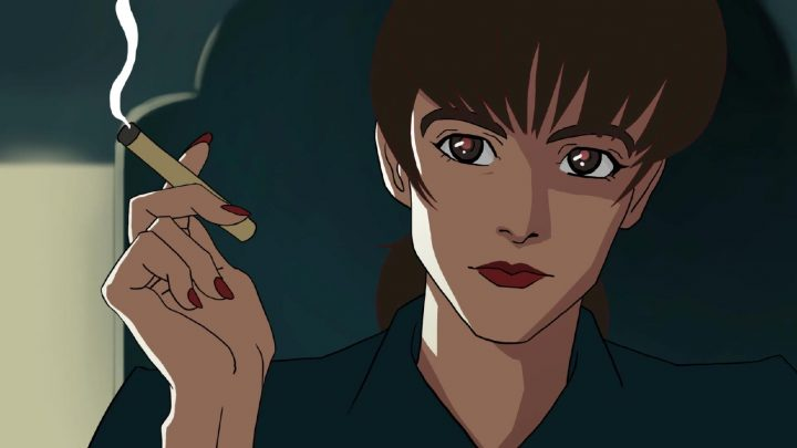 Blade Runner Anime Series