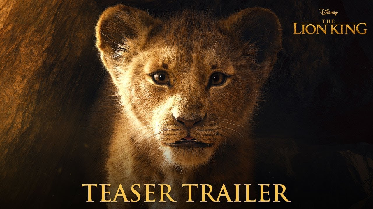 The Lion King (2019) Trailer