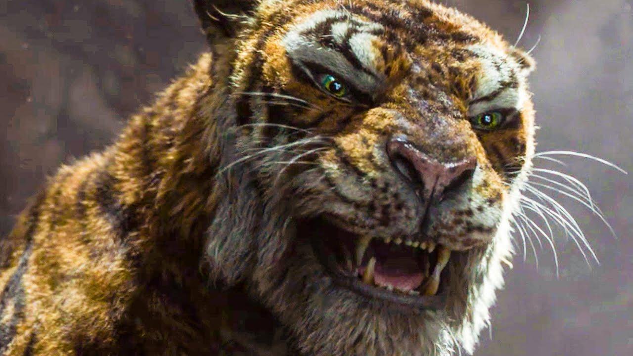 New Mowgli: Legend of The Jungle Trailer Debuts