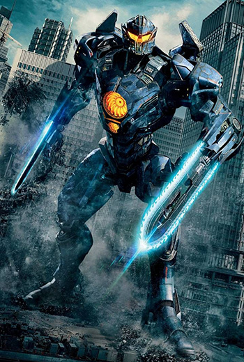 Pacific Rim 3 movie poster