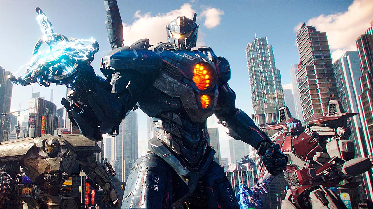 Legendary Working On Pacific Rim 3