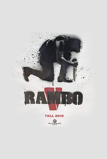 Rambo 5 Last Blood movie poster