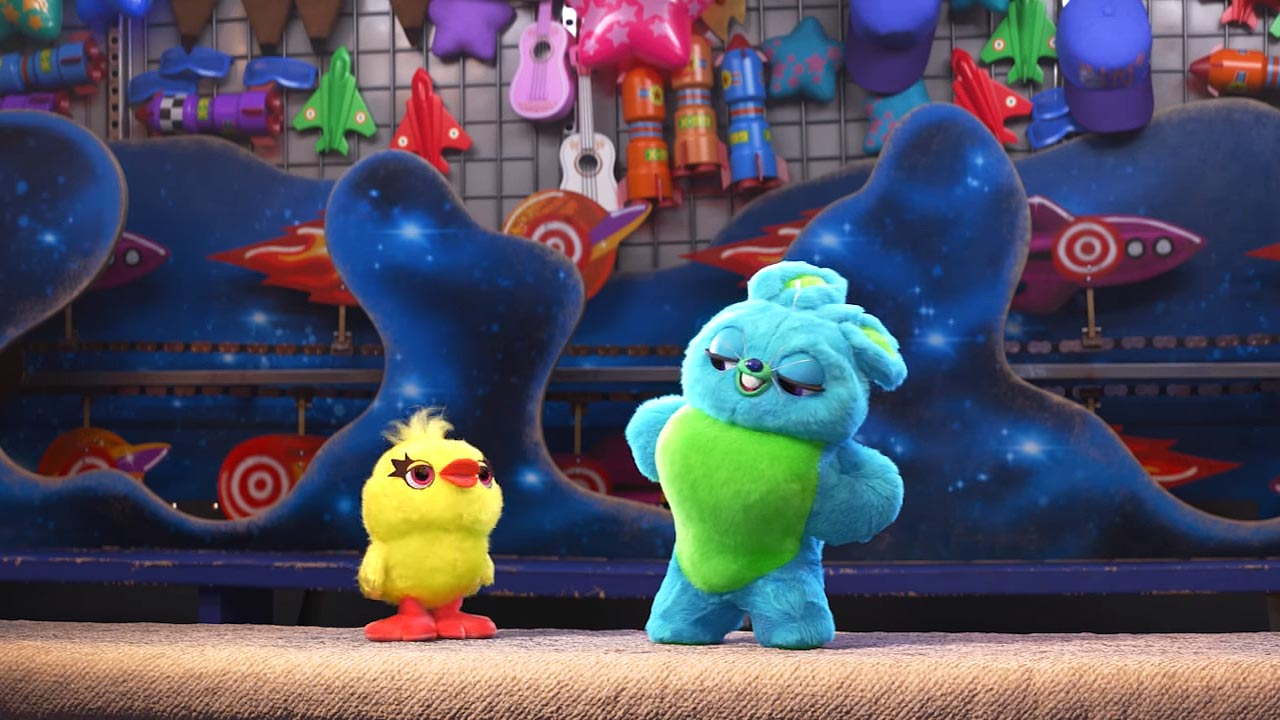 Toy Story 4 Teaser Trailer 2 Voiced by Key & Peele - Movienewz.com
