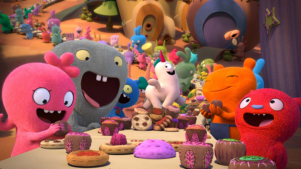 UglyDolls Movie Trailer