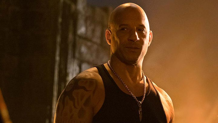 Jay Chou Joins Vin Diesel in xXx 4