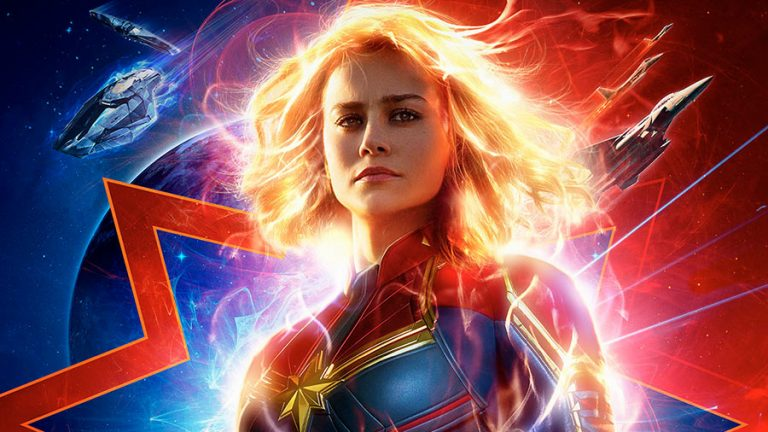 New Captain Marvel Trailer & Poster: She's Going to End the War