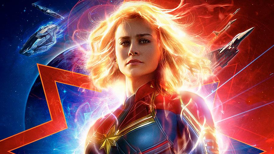 New Captain Marvel Tra...