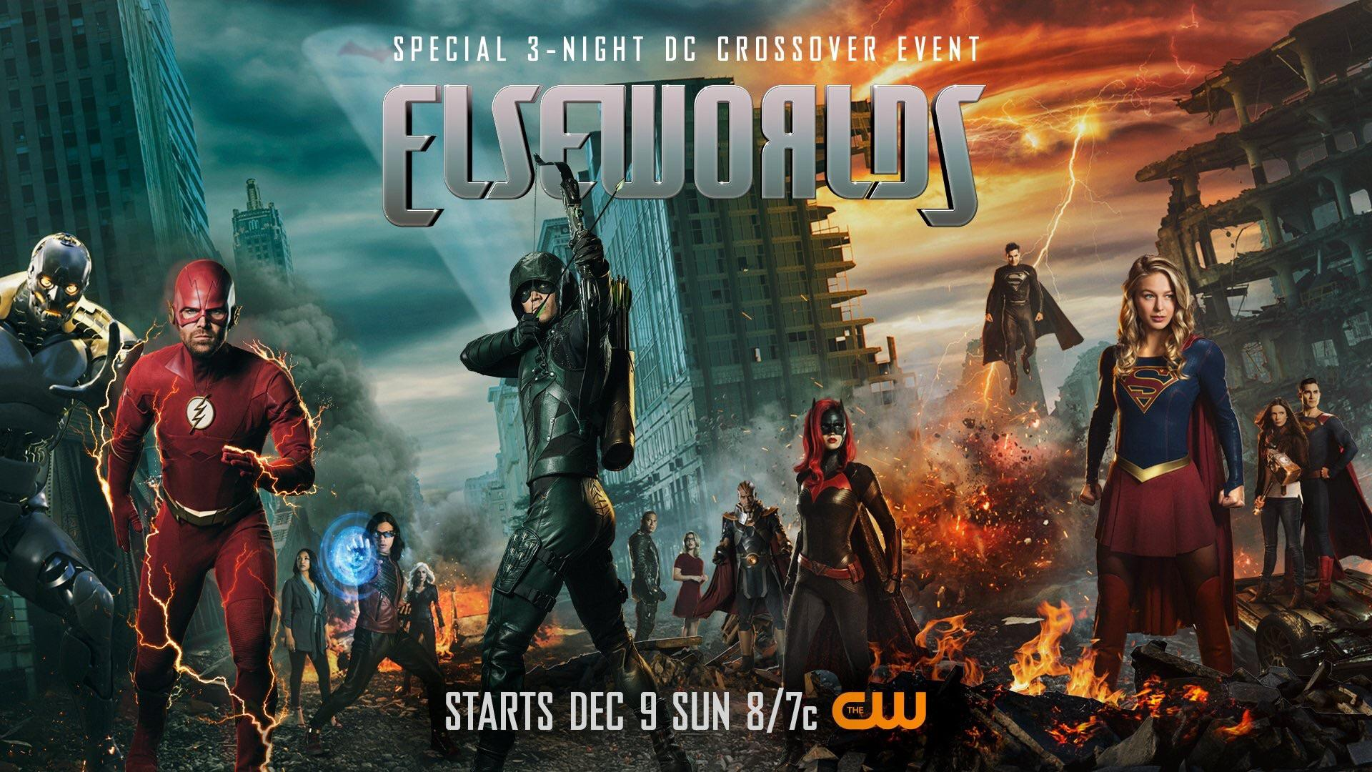 New Elseworlds Clip and Banner