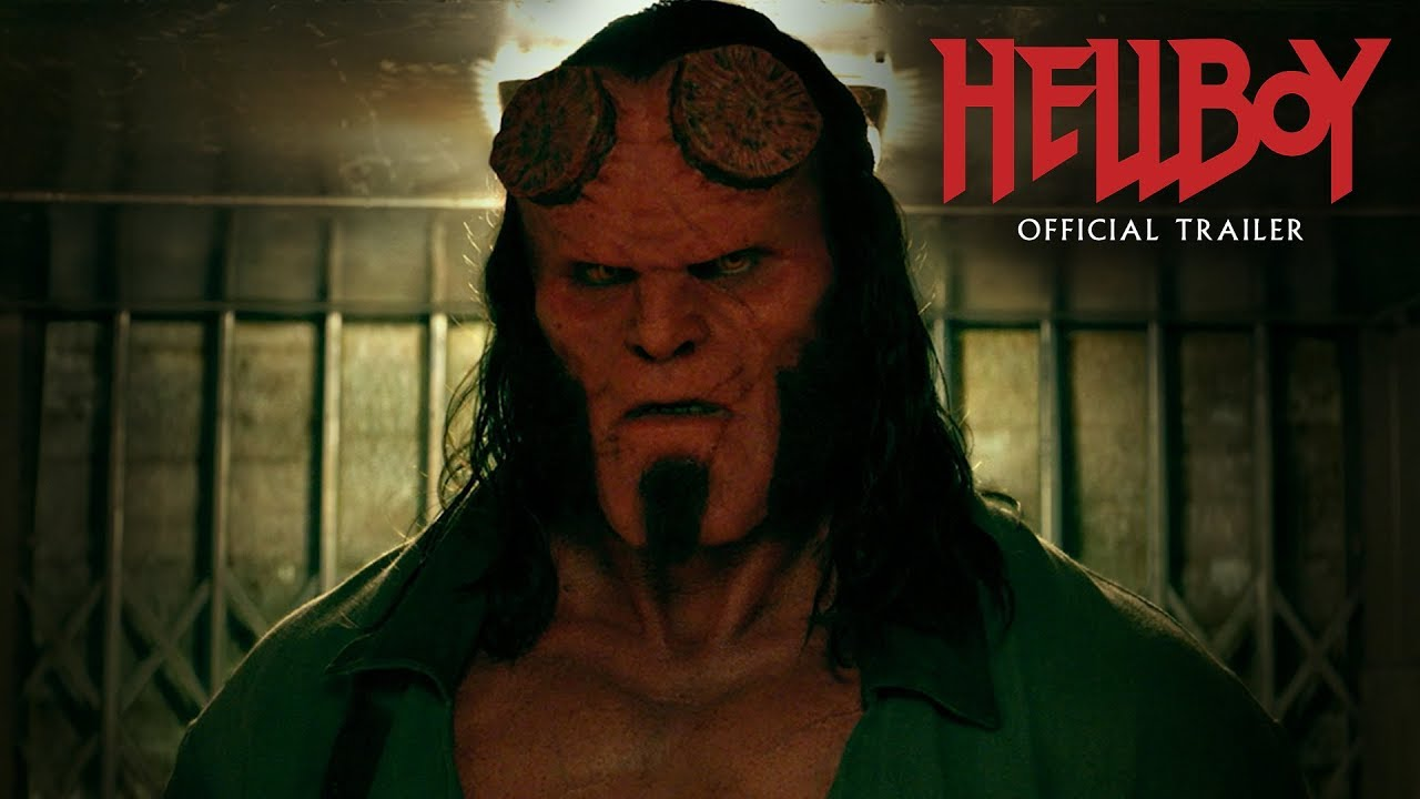 Hellboy 2019 Trailer: Brings the Blood and Laughs