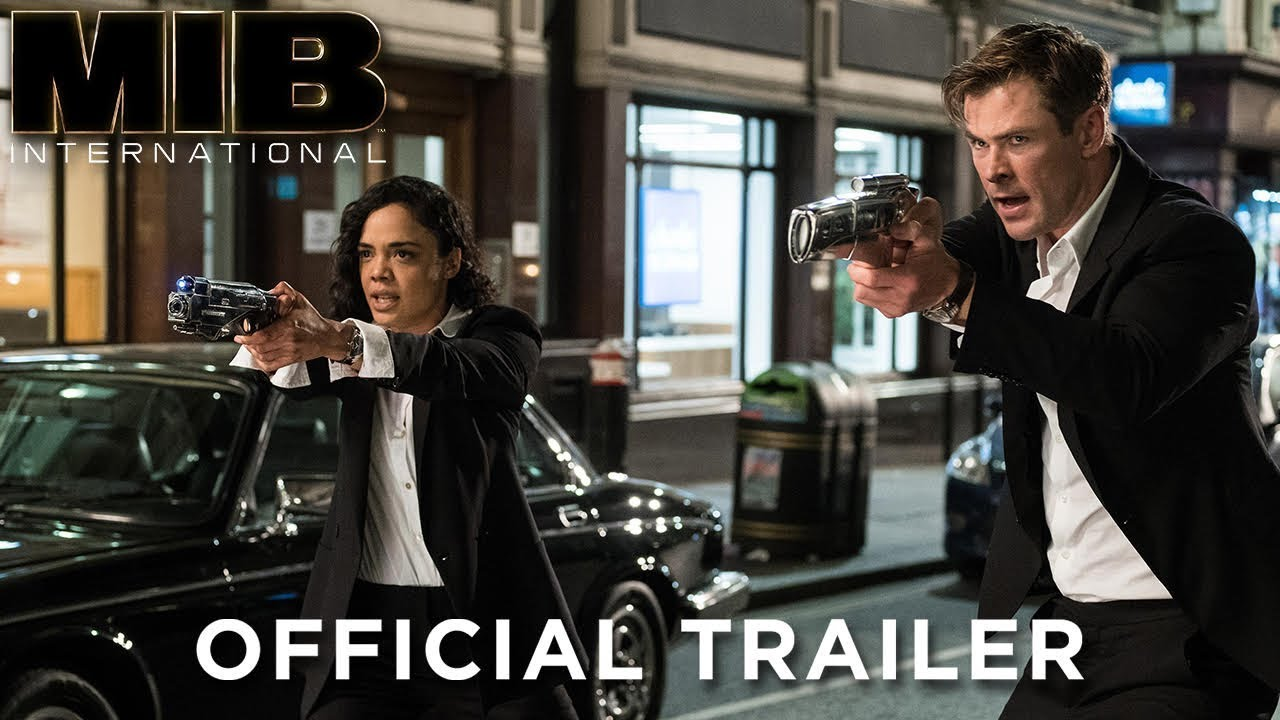 Men In Black International Trailer & Poster Reunites Hemsworth & Thompson