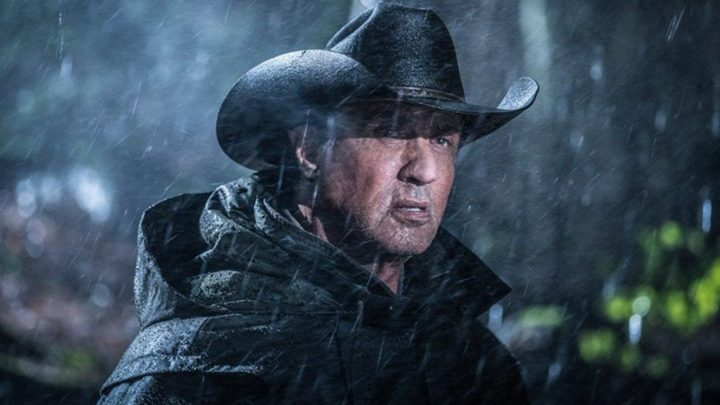 Sylvester Stallone Rambo V: Last Blood