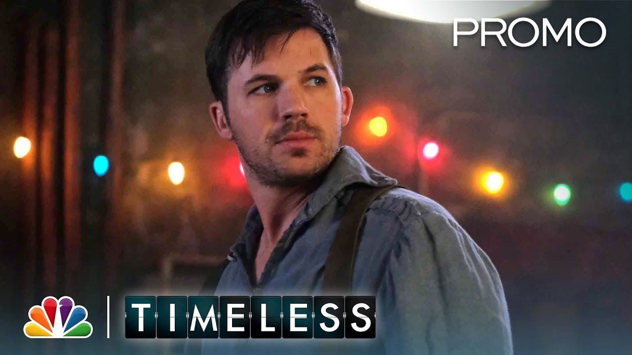 Timeless Movie Trailer: Prepare for the Final Mission