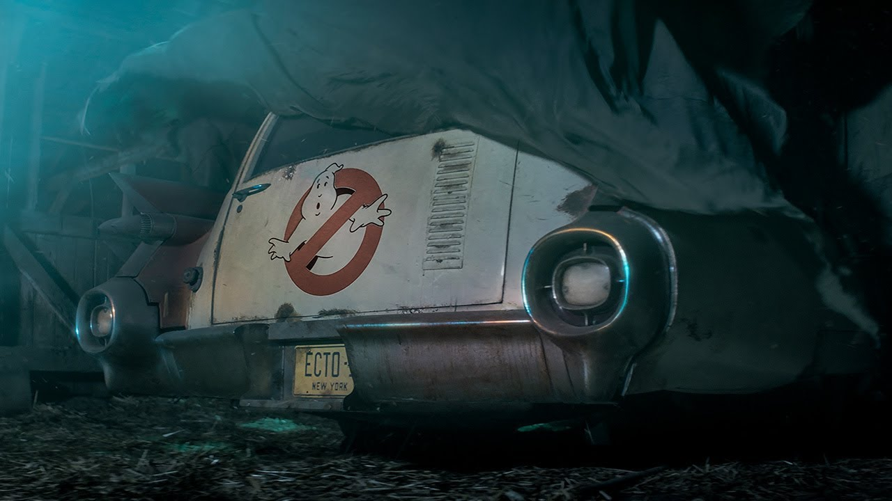 Ghostbusters (2020) Trailer