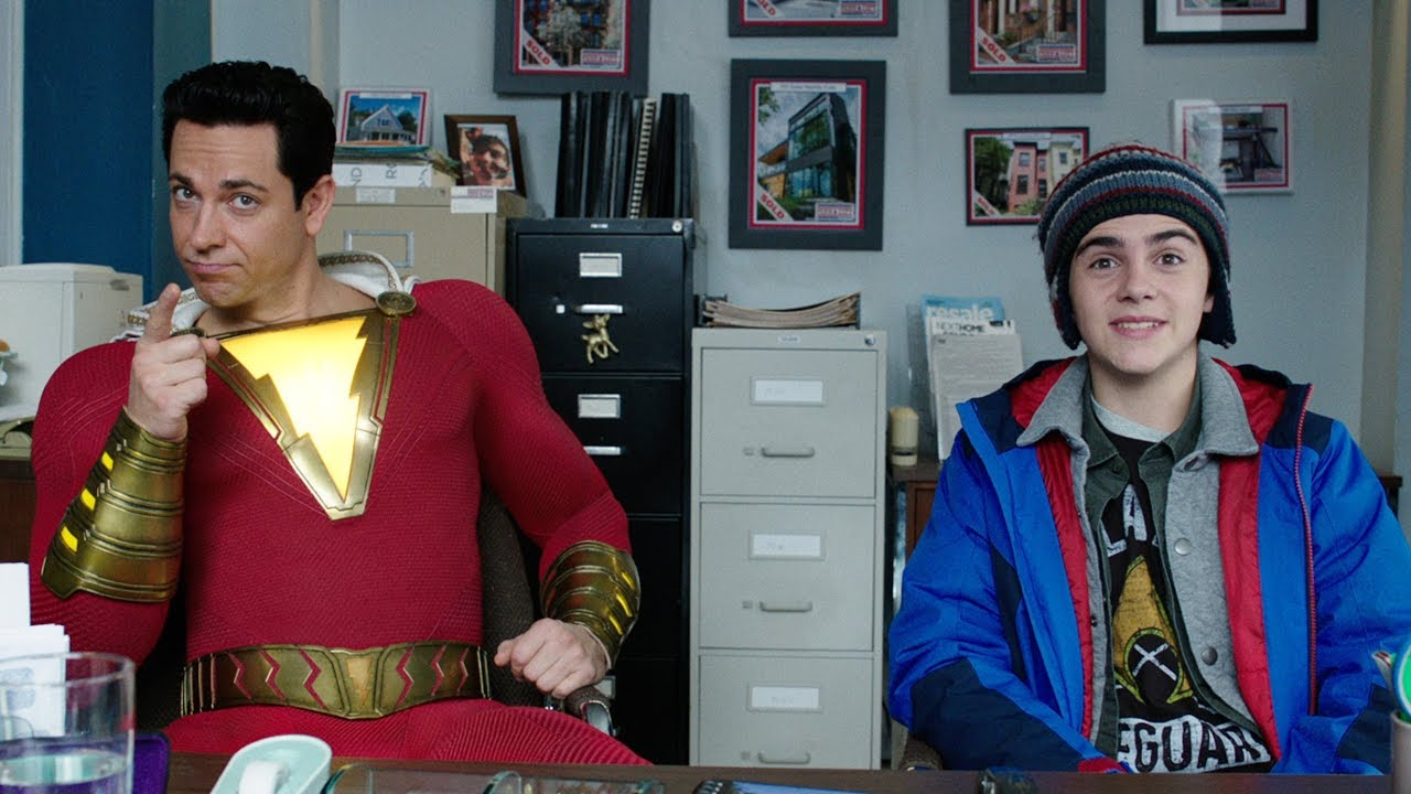 Shazam! Trailer 2 is Here