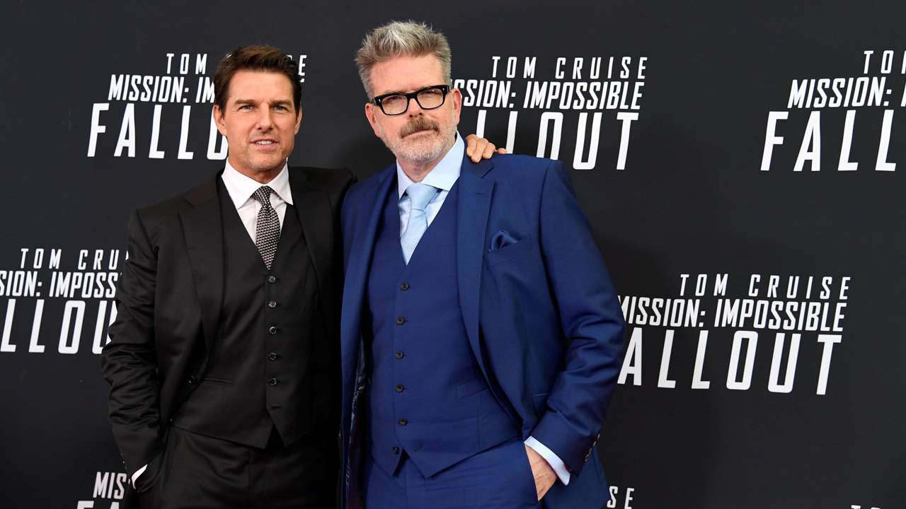 Christopher McQuarrie to Write and Direct Mission: Impossible 7 & 8