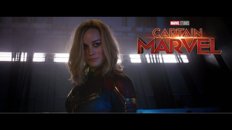 Captain Marvel Super Bowl Spot & Clip