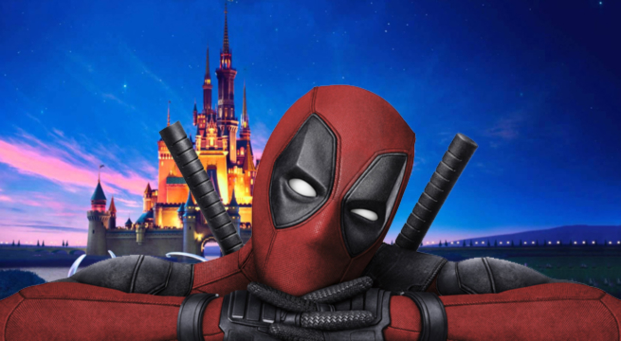Disney to Continue R-Rated Deadpool Sequels After Fox Merger