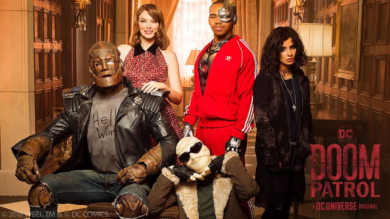 Watch Doom Patrol Onli...