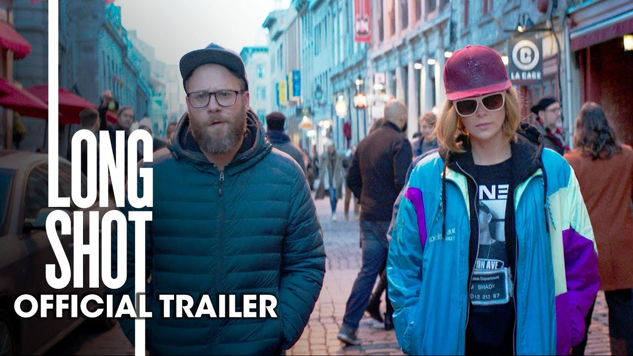 Long Shot Trailer: Charlize Theron Falls for Seth Rogen