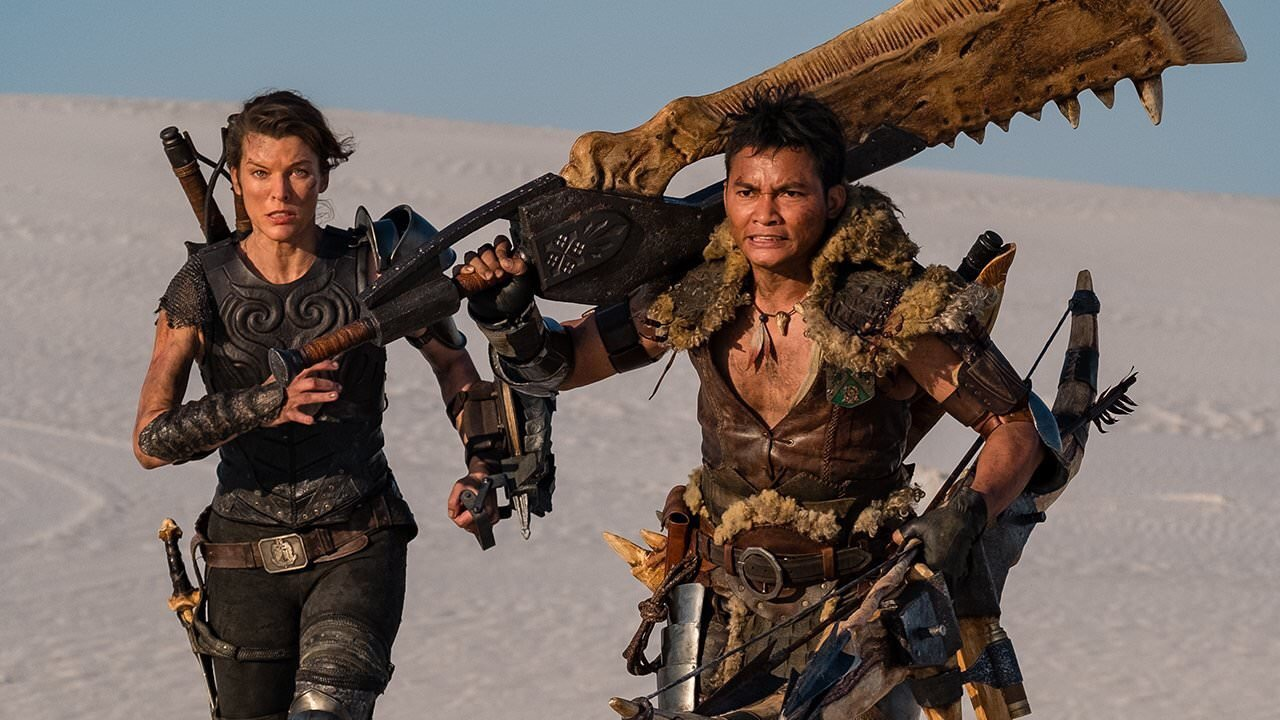 Milla Jovovich's Monster Hunter Gets Release Date