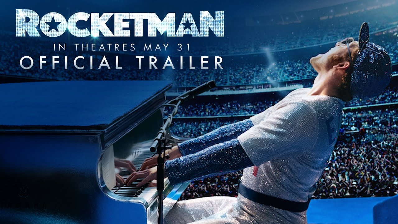 Rocketman Trailer 2: Taron Egerton Stars in the Elton John Biopic