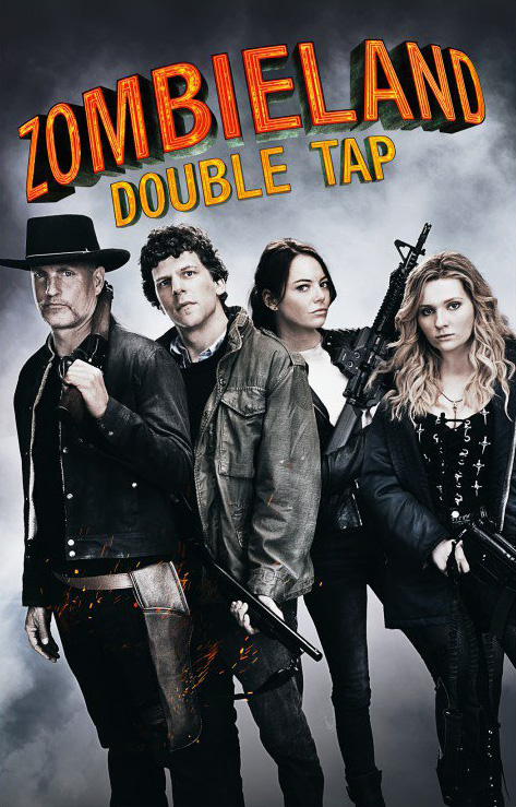 Zombieland 2 Double Tap Poster