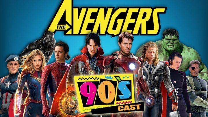 Marvels Avengers 90s Trailer