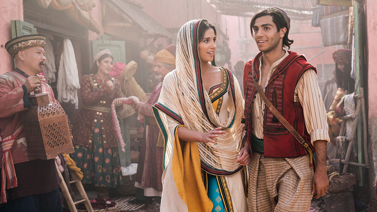 New Aladdin Trailer Lets the Genie Out of the Bottle