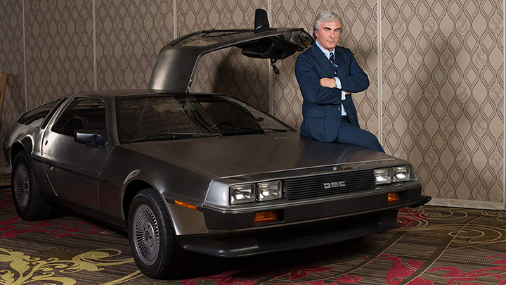 Framing John DeLorean Trailer Blends Documentary and Drama
