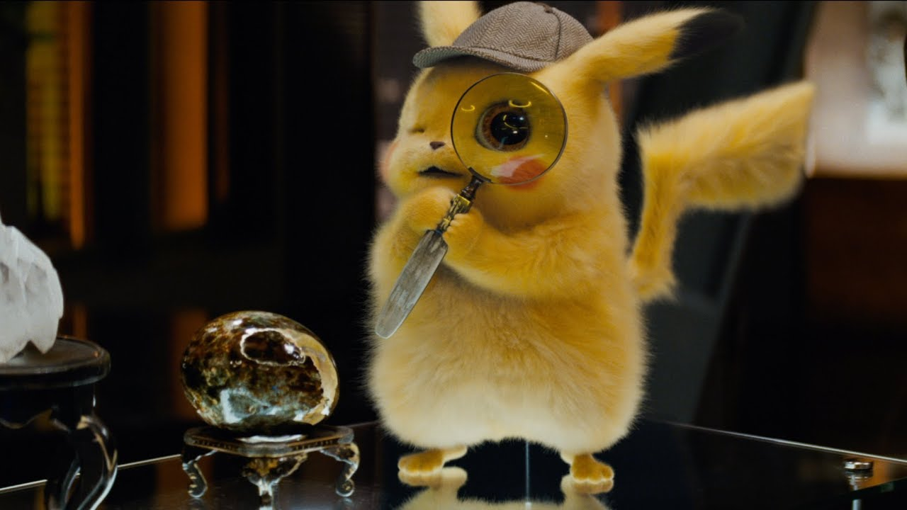New Pokémon Revealed in Detective Pikachu Trailer 2