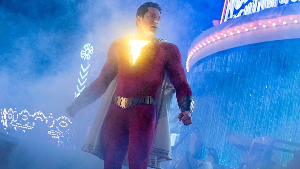 Watch Shazam! Official Trailer 2!