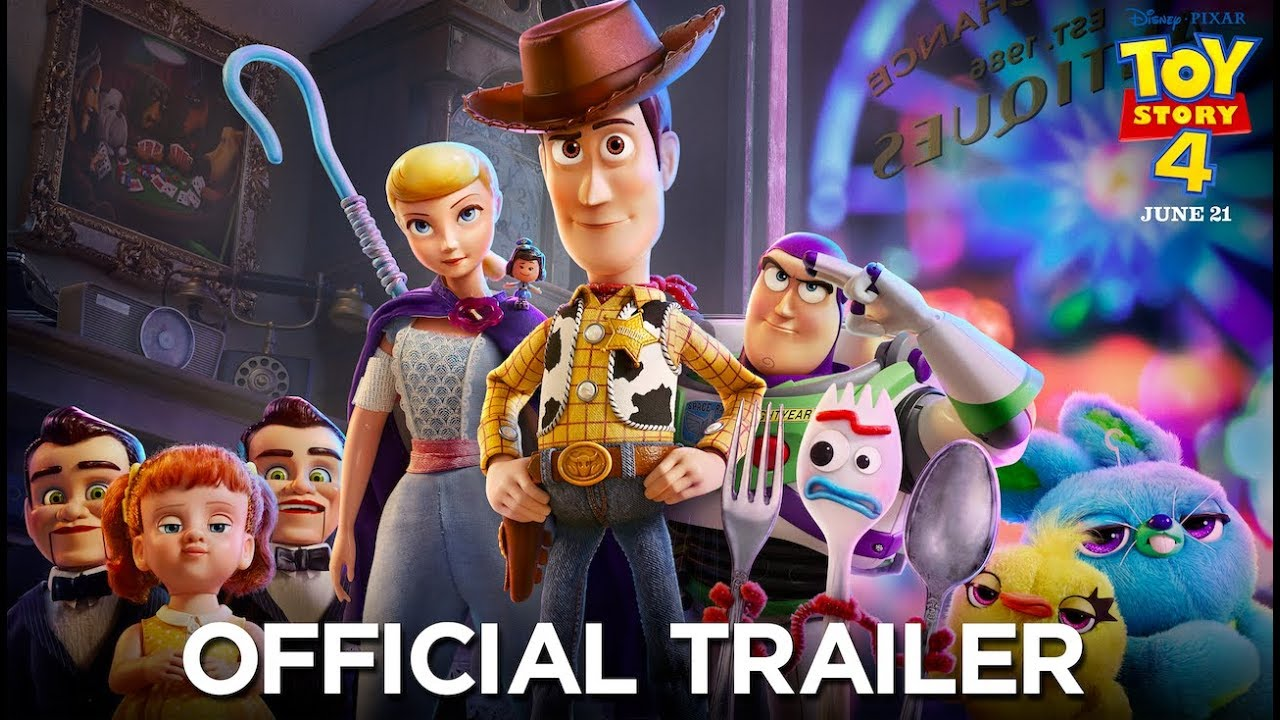 Toy Story 4 Trailer: Woody Goes on an Adventure with a Spork