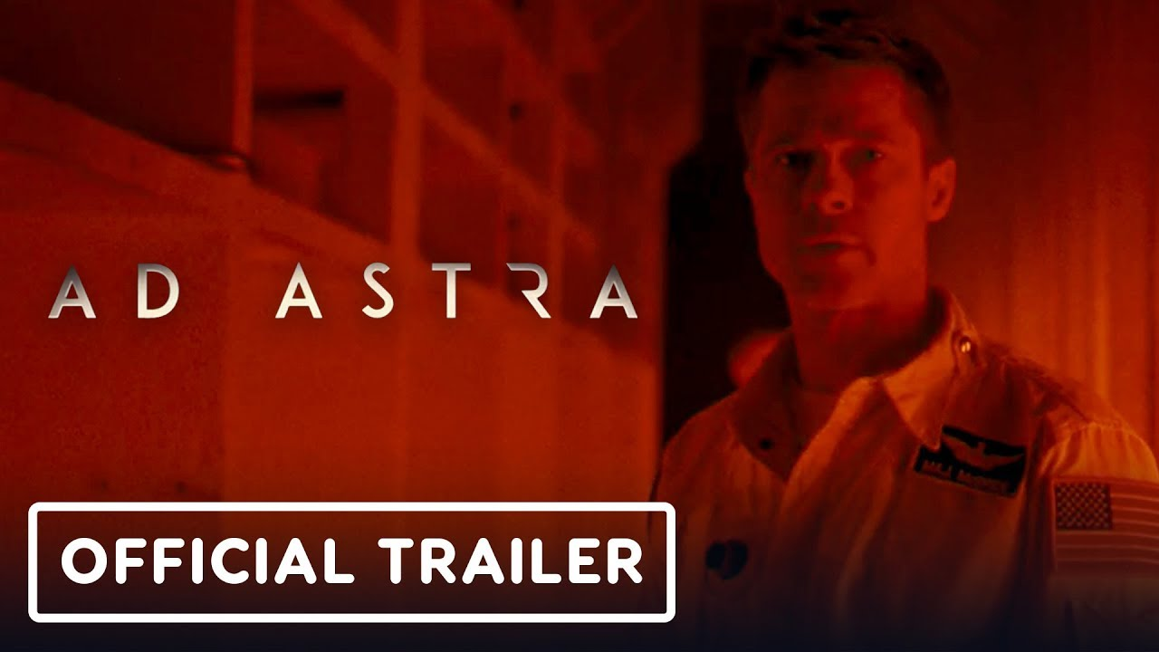 Ad Astra Trailer: Brad Pitt Embarks on a Space Odyssey