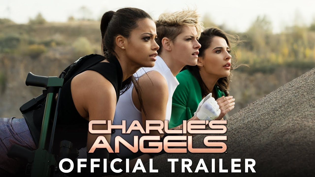 Charlie's Angels Trailer & Posters: Kristen Stewart is an Angel