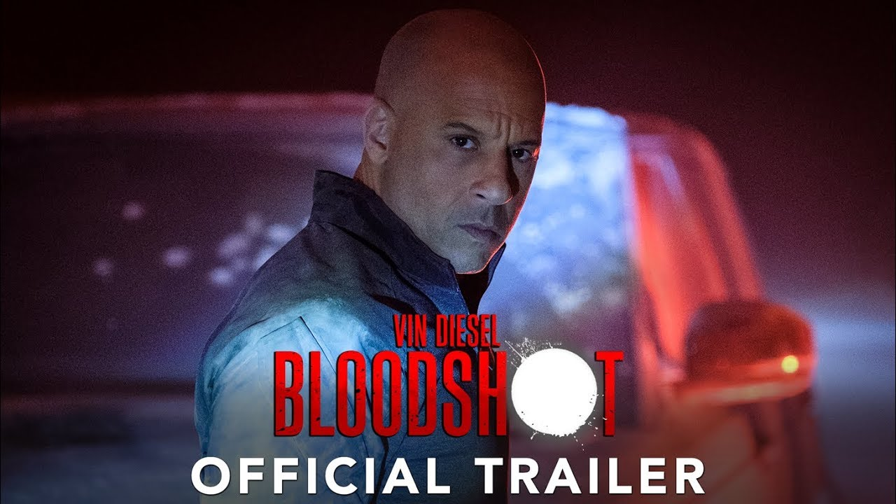 Bloodshot Trailer