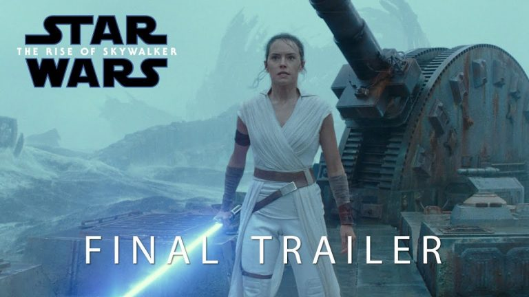 Star Wars: The Rise of Skywalker Final Trailer & Poster