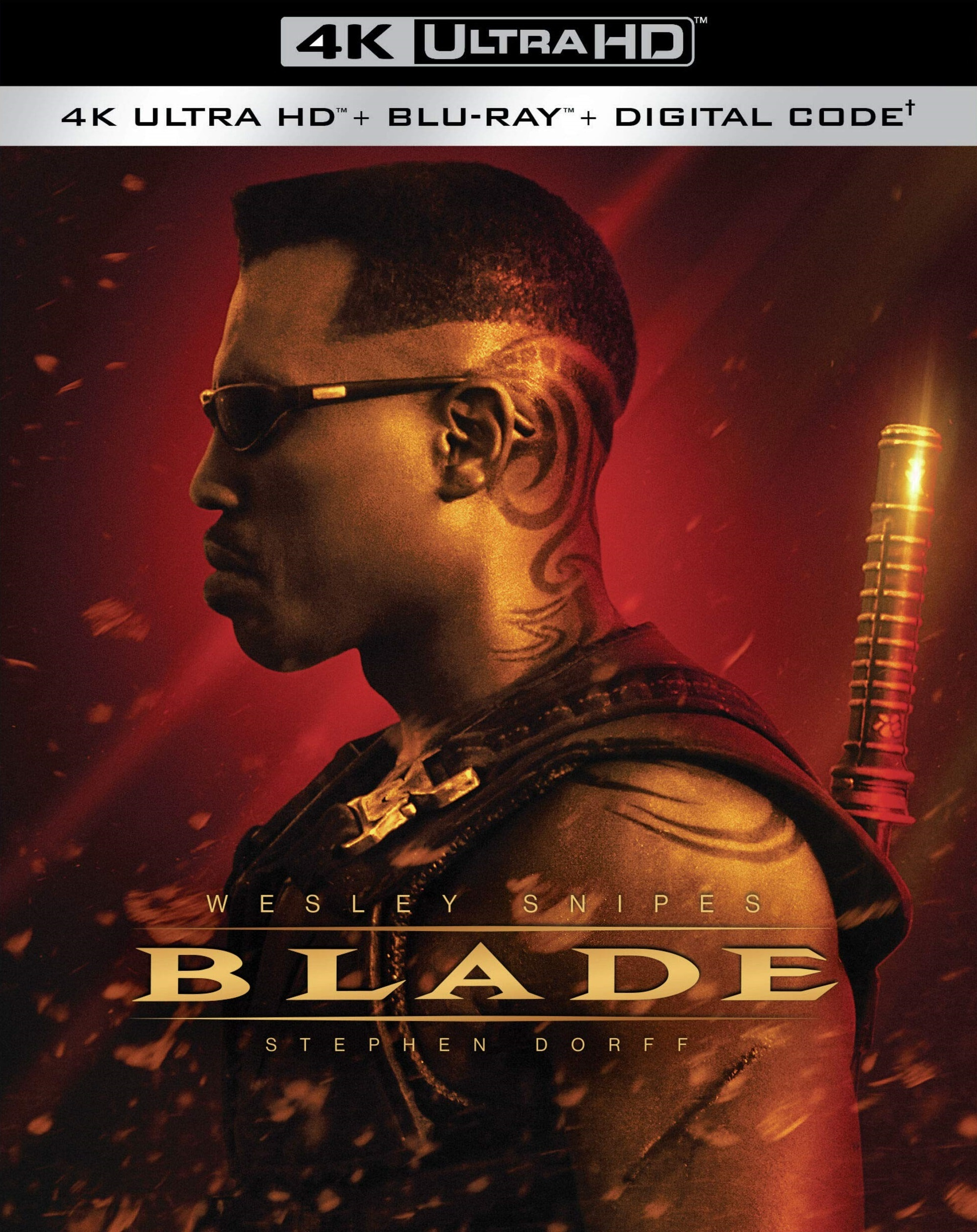 blade 4k uhd bluray front cover