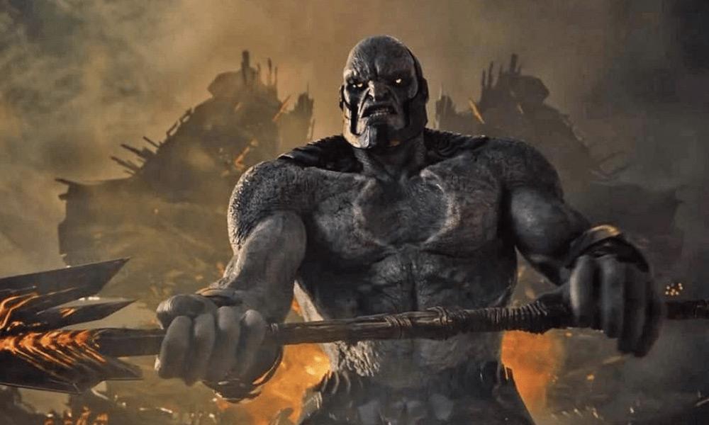 Zack Snyder's Justice Darkseid