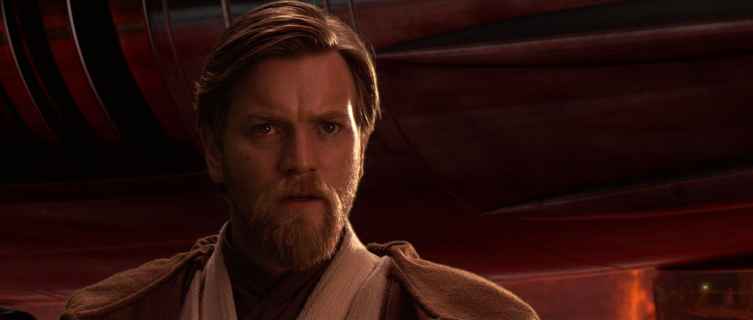 Star Wars Episode III Revenge of the Sith Obi-Wan Kenobi