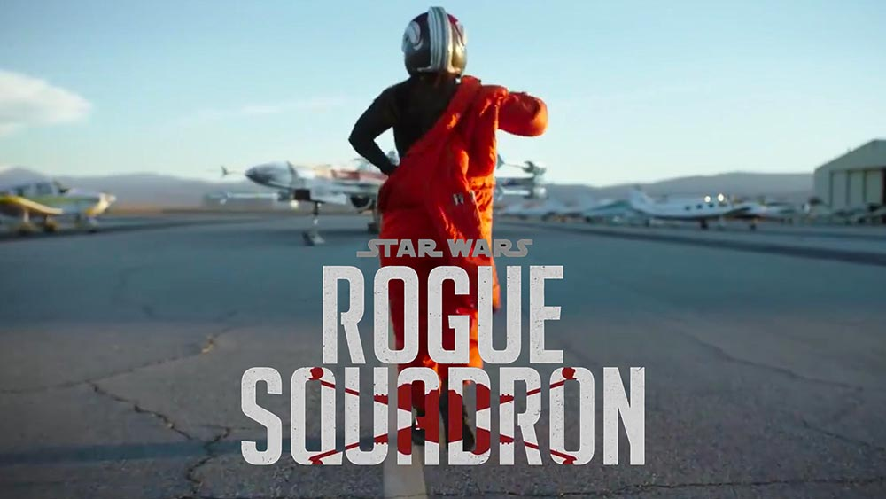 Star Wars: Rogue Squadron Announcement Teaser