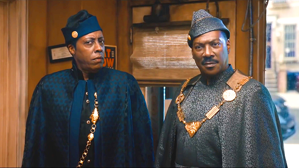 Coming 2 America Trailer: Eddie Murphy, Arsenio Hall Return to New York