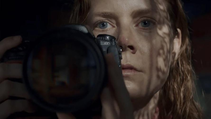 Amy Adams Woman in the Window