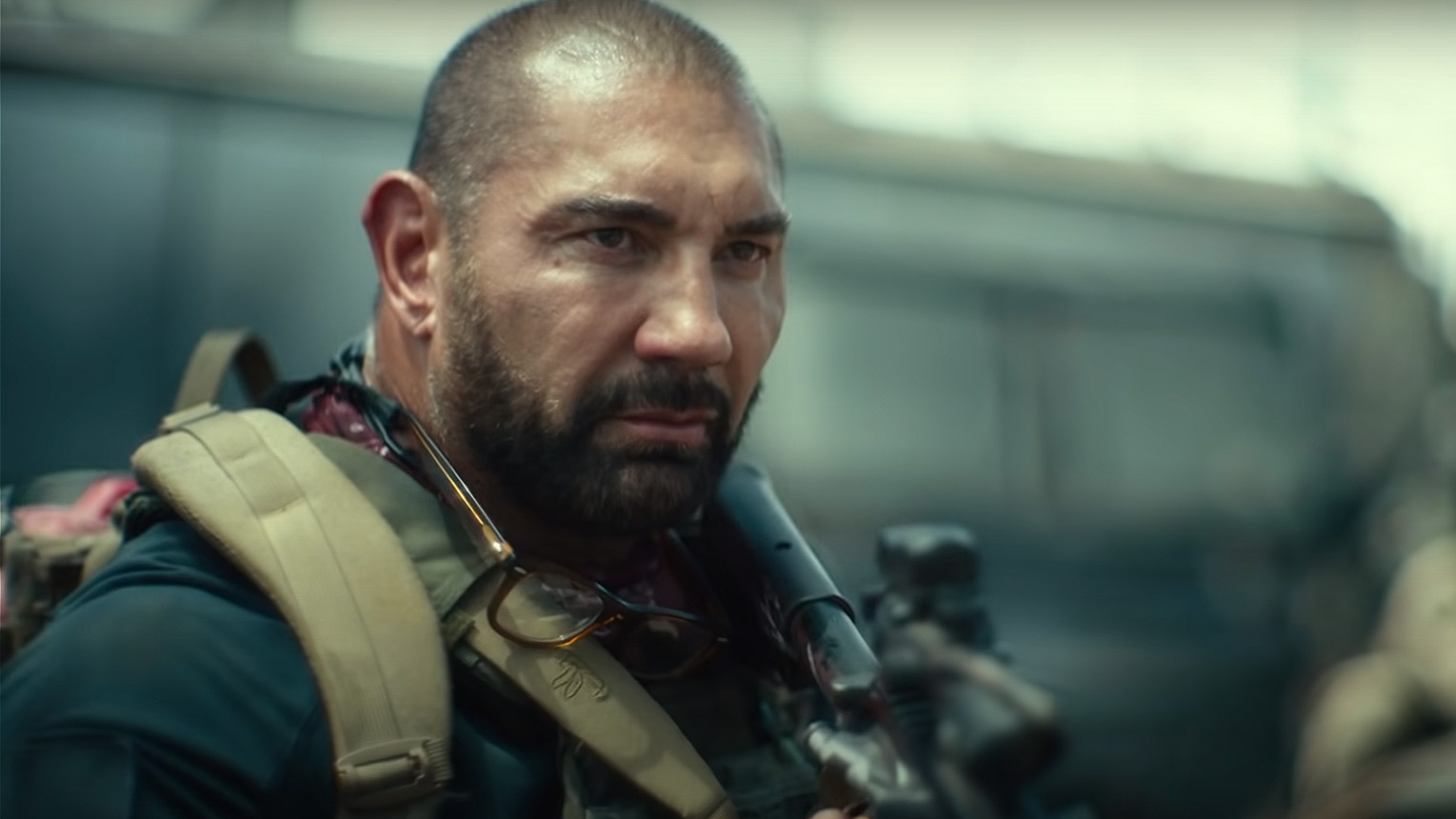 Army of the Dead Dave Bautista