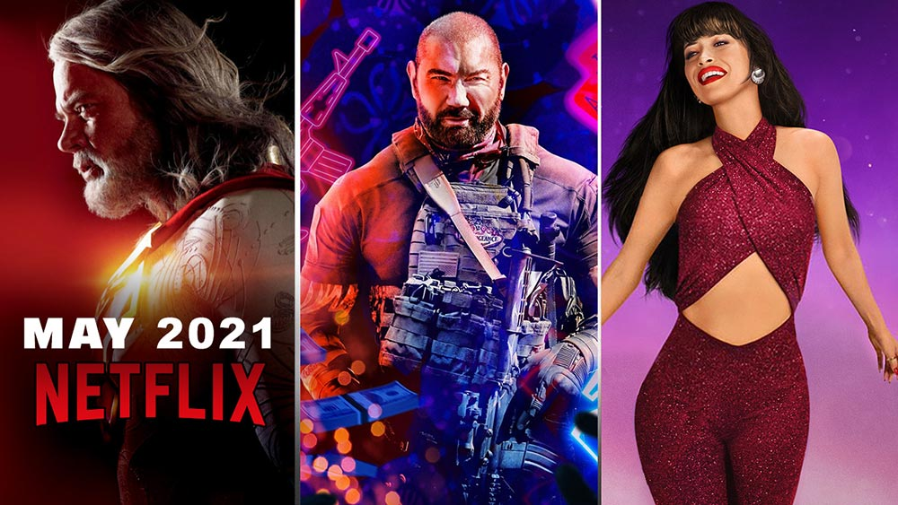 What's New to Netflix May 2021