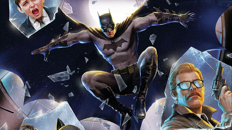 Batman: Year One – Commemorative Edition 4K Blu-ray