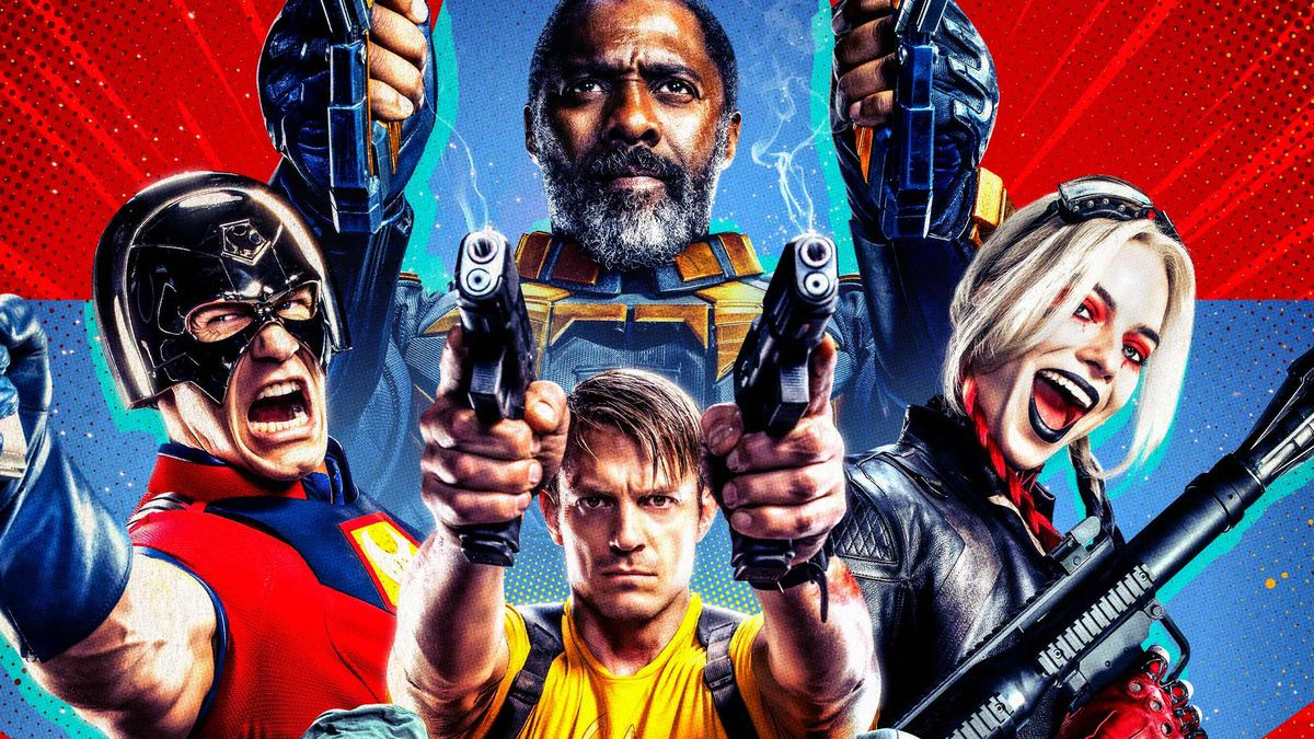The Suicide Squad (2021) 4K Blu-ray
